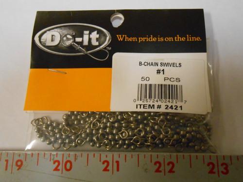 Do-It Bead Chain Swivels