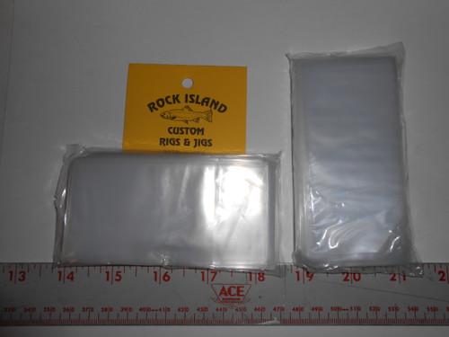 Rock Island Poly Bags