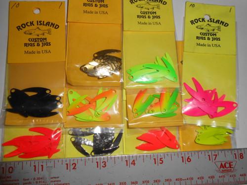 1 Dakota Spinner Blades