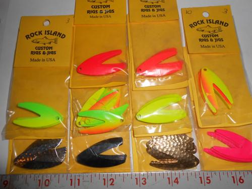 3 Dakota Spinner Blades
