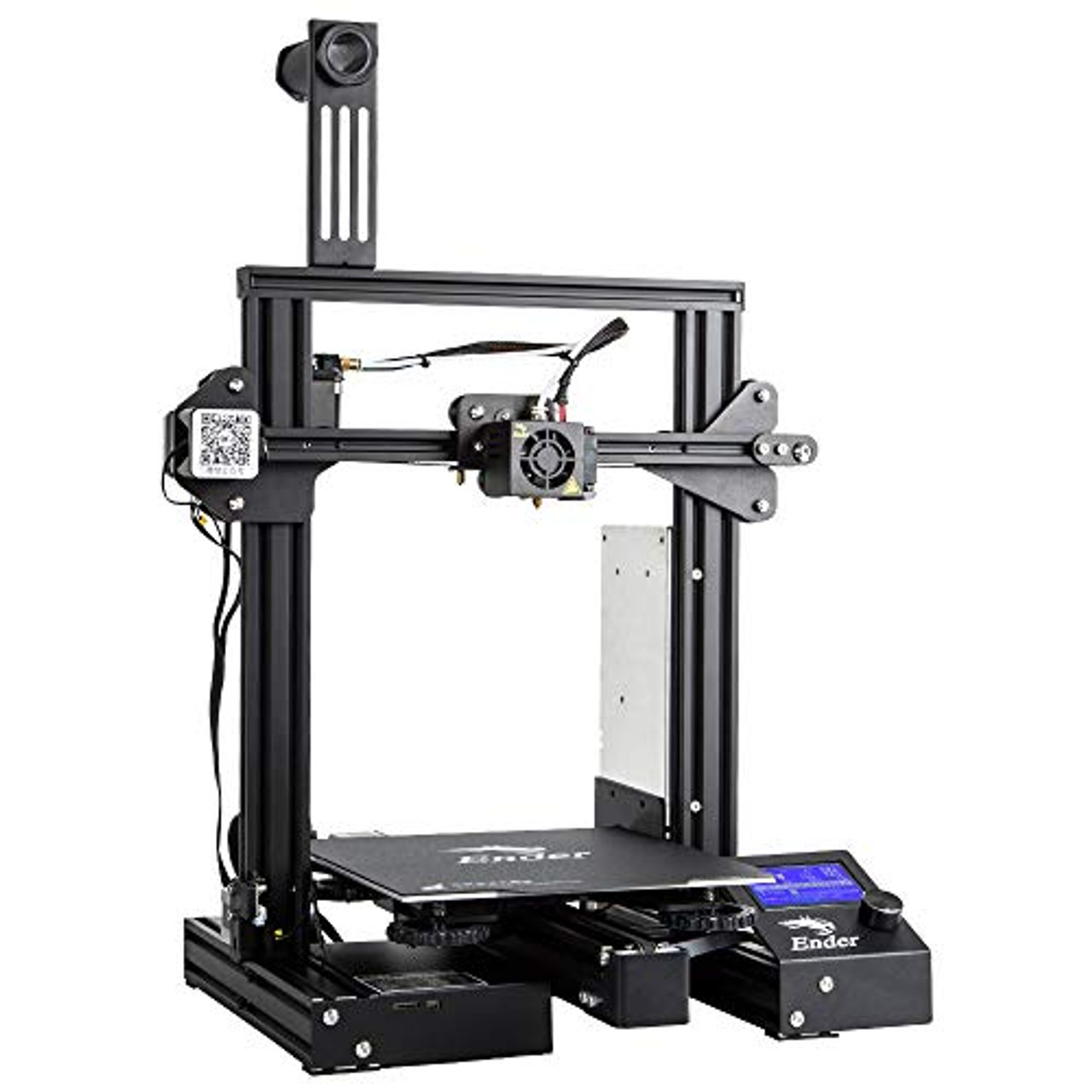 MK-10 Parent Nozzle UL Certified Power Supply 8.6 x 8.6 x 9.8 Creality 3D Printer Ender 3 Pro Upgrade Cmagnet Build Surface Plate