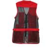 Red-Back Mesh Shooting Vest | Single Gun Pad | Bob Allen | 240M
