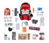 Survival Kit for Children | 72+ Hours | SKCK | Red Hiker's Backpack