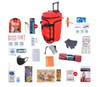 Survival Kit for Children | 72+ Hours | SKCK | Red Wheeled Duffle