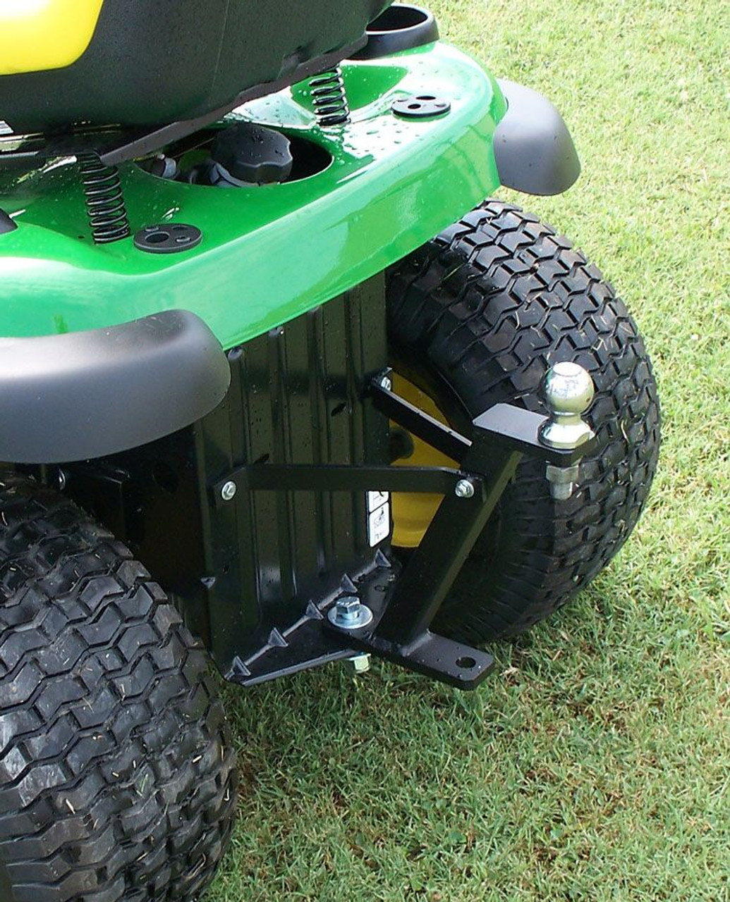 Great Day Lawn Pro Hi Hitch Lawn Mower Hitch At
