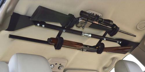Center-Lok Overhead 2 Gun Rack for Trucks and SUVs
