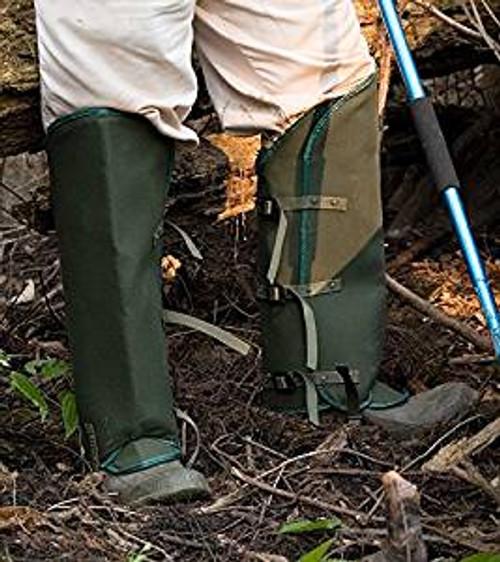 Bell Ranger Wire Mesh Snake Leggings