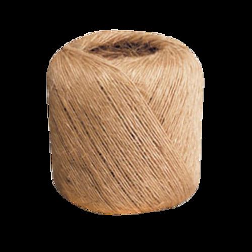 Sisal Binder Twine Bale, Natural, 5lb Tubes