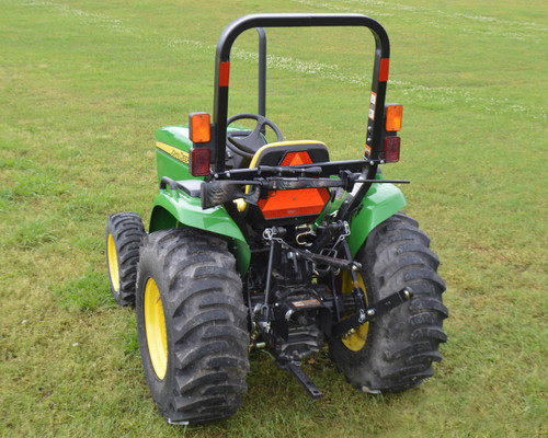 Great Day Tractor and Mower Tag-Along Rack, Universal Gun or Tool Rack