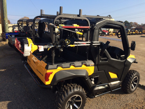 Great Day Universal UTV Rear Utility Rack, UVUR10-MF