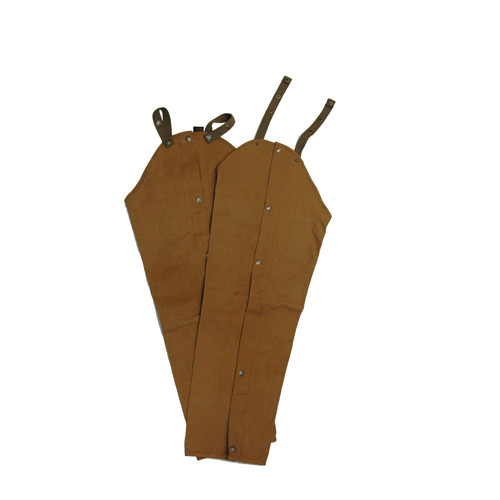 Briar and Brush Waxed Cotton Upland Hunting Chaps | Boyt Harness