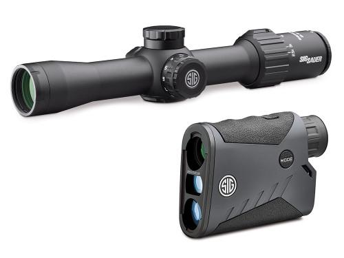 SIG SAUER BDX Combo Kit | Kilo BDX Rangefinder and Sierra3BDX Riflescope