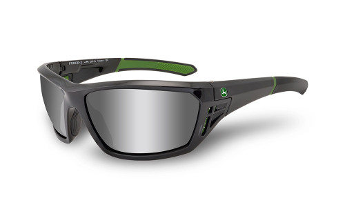 John Deere Force-X Premium Safety Glasses by Wiley X | ZLP53718-20