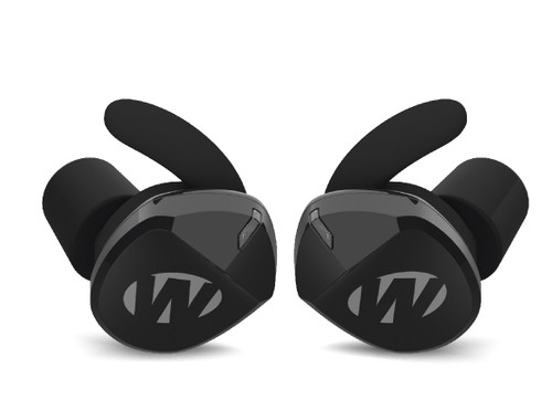 Walker's Silencer Earbuds BT 2.0 | Bluetooth Rechargeable Hunting Earbuds | GWP-SLCR2-BT