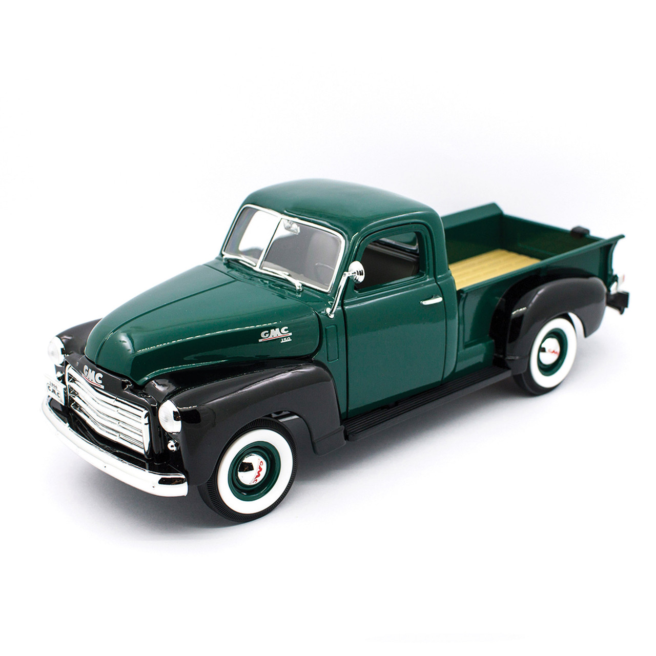 1950 Gmc Pickup 1 18 Scale Diecast Model By Road Signature Collectable Diecast