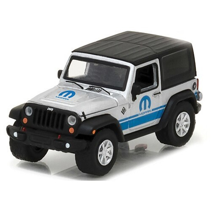 Greenlight 2015 Jeep Wrangler 80th Anniversary Edition 164 Scale Diecast Model by Greenlight 17494NX