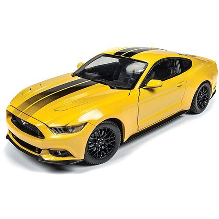 Auto World 2016 Ford Mustang GT Performance Pack 118 Scale Diecast Model by Auto World 16705NX