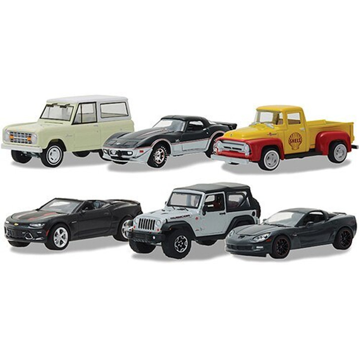 Greenlight Automotive Anniversary Diecast Collection 164 Scale Diecast Model by Greenlight 16813NX