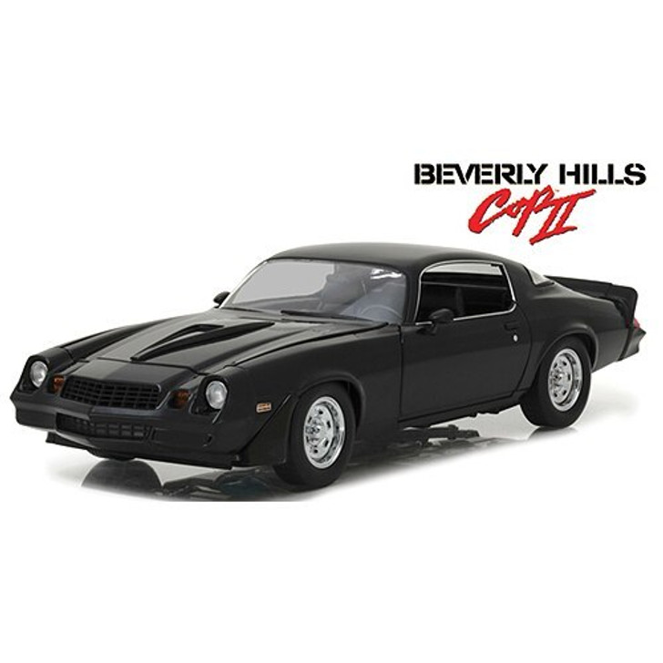 Greenlight Beverly Hills Cop 1978 Chevrolet Camaro 118 Scale Diecast Model by Greenlight 17040NX