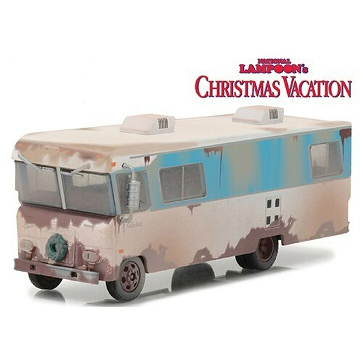 Greenlight National Lampoons Christmas Vacation 1972 Condor II RV 164 Scale Diecast Model by Greenlight 17043NX 812982025700
