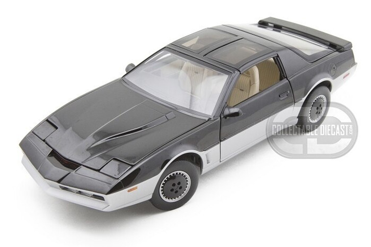 Hot Wheels Knight Rider KARR Automated Roving Robot 1/18 Elite 118 Scale Diecast Model by Hot Wheels HWBCT86
