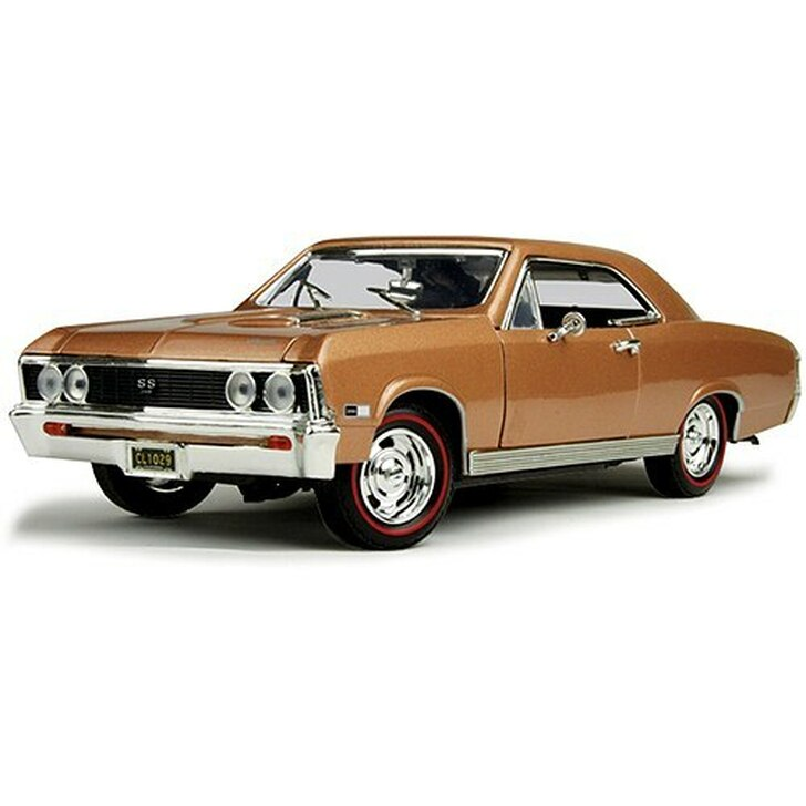 Motormax 1967 Chevelle SS 396 118 Scale Diecast Model by Motormax 17672NX 661732310425