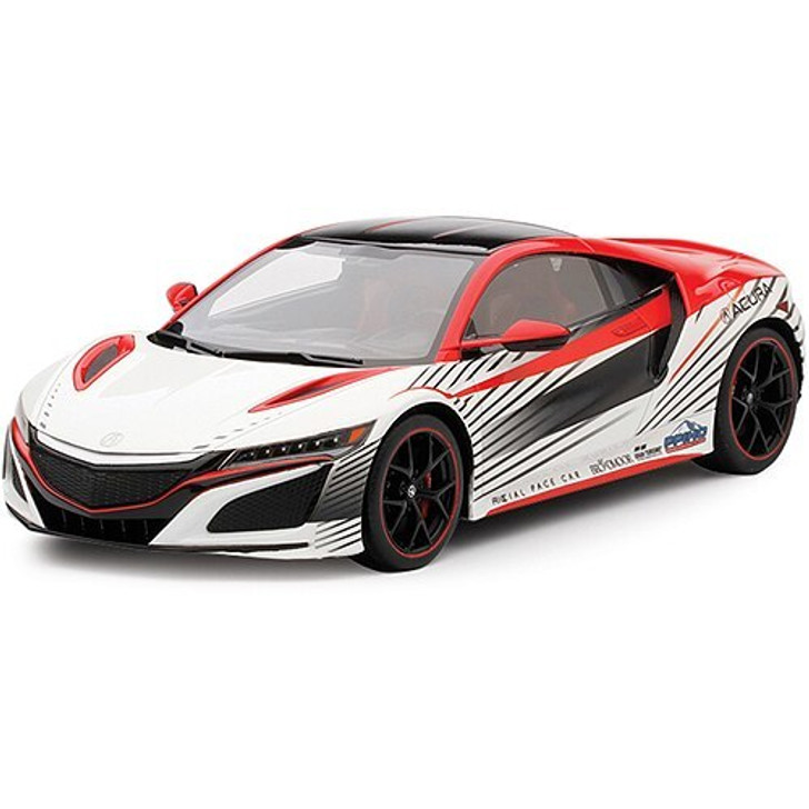 Top Speed 2015 Acura NSX Pikes Peak Pace Car 118 Scale Diecast Model by Top Speed 19845NX 4895183696036