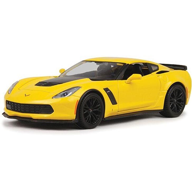 Maisto C7 Corvette Z06 124 Scale Diecast Model by Maisto 18096NX 90159311331