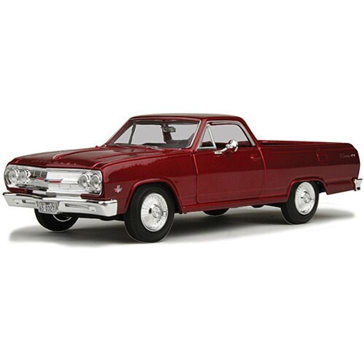 Maisto 1965 Chevy El Camino - Red 125 Scale Diecast Model by Maisto 17572NX 90159319771