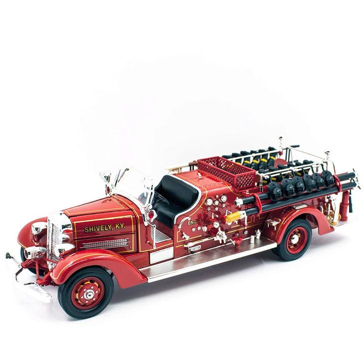 1938 Ahrens Fox VC Fire Truck Main Image