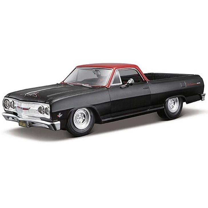 Maisto 1965 Chevy El Camino Outlaw 125 Scale Diecast Model by Maisto 17312NX 90159325178