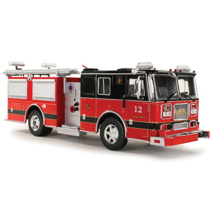 IXO Models Seagrave Fire Pumper 143 Scale Diecast Model by IXO Models 18810NX