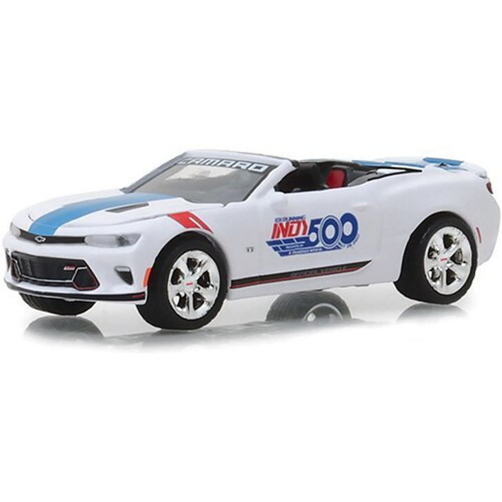 Greenlight 2017 101st Indy 500 Event Car 164 Scale Diecast Model by Greenlight 19137NX