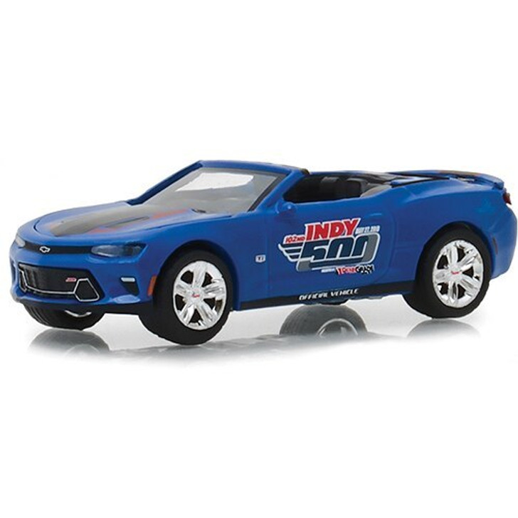 Greenlight 2018 102nd Indy 500 Event Car 164 Scale Diecast Model by Greenlight 19138NX