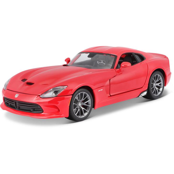 2013 SRT Viper GTS - red Main Image