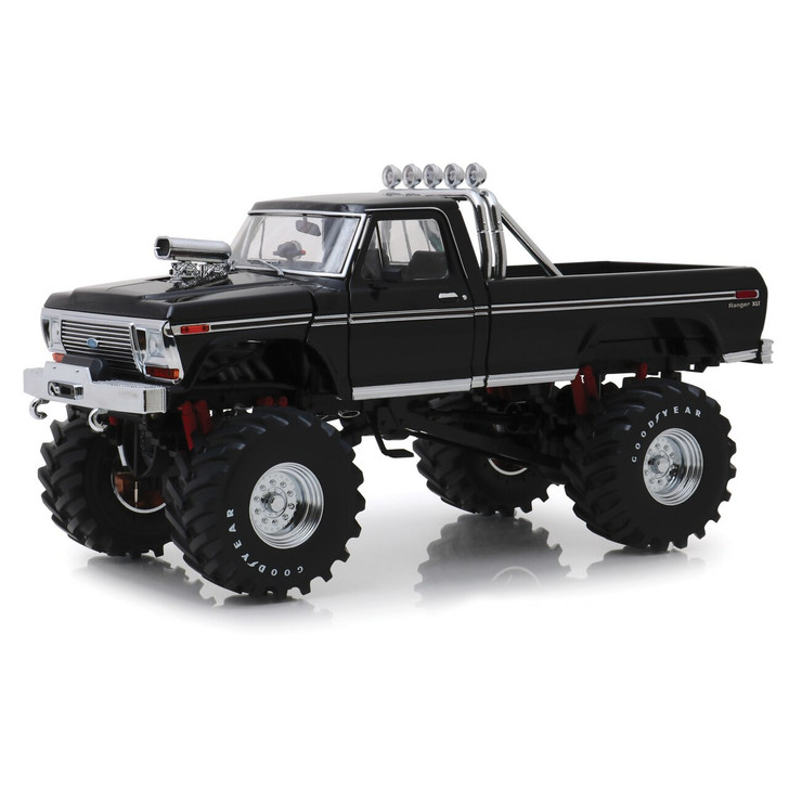 Greenlight 1979 Ford F-250 Monster Truck 118 Scale Diecast Model by Greenlight 19142NX 0
