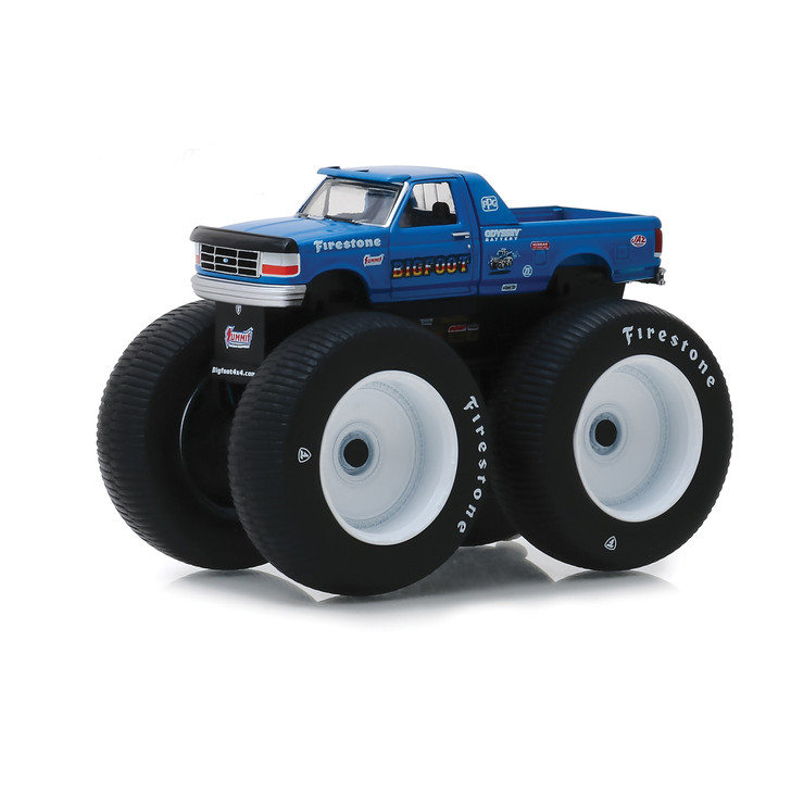 Greenlight Bigfoot #5 1996 Ford F-250 Monster Truck 164 Scale Diecast Model by Greenlight 19626NX