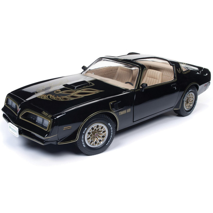 American Muscle - Ertl 1977 Pontiac Trans Am Special Edition 118 Scale Diecast Model by American Muscle - Ertl 19302NX 849398033043