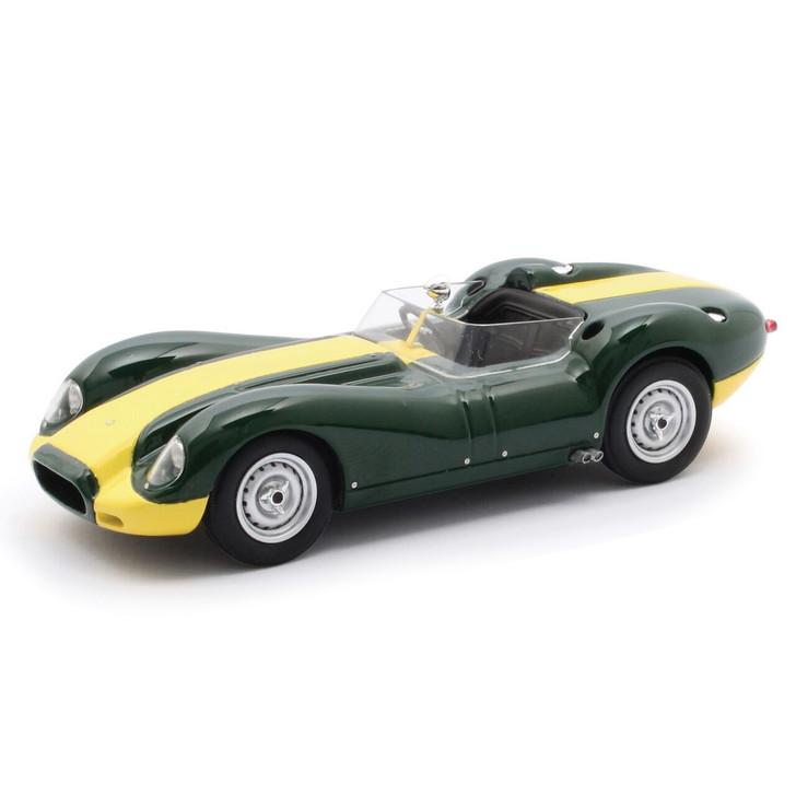 Matrix 1958 Lister Jaguar 143 Scale Diecast Model by Matrix 19949NX 41001021007