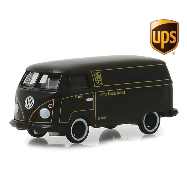 UPS VW Panel Van Main Image