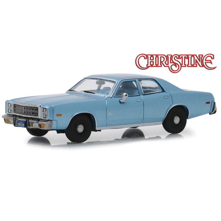 Detective Junkins 1977 Plymouth Fury Police Car - Christine Main Image