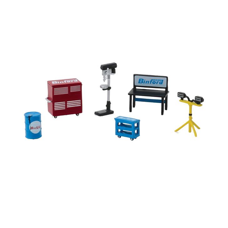 Home Improvement Binford Tool Time Shop Tools Main Image