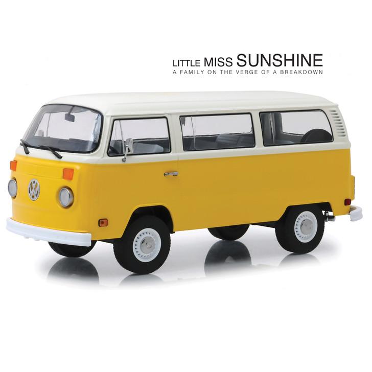 Little Miss Sunshine 1978 VW T2 Microbus Main Image