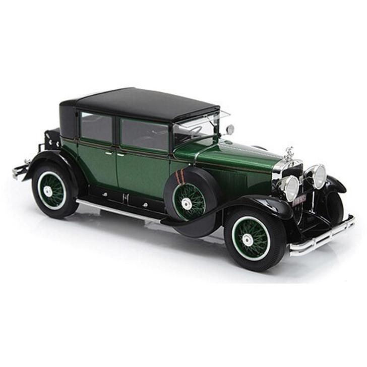 Esval Models Al Capone 1928 Cadillac 341A Town Sedan 124 Scale Diecast Model by Esval Models 19771NX 757347351035