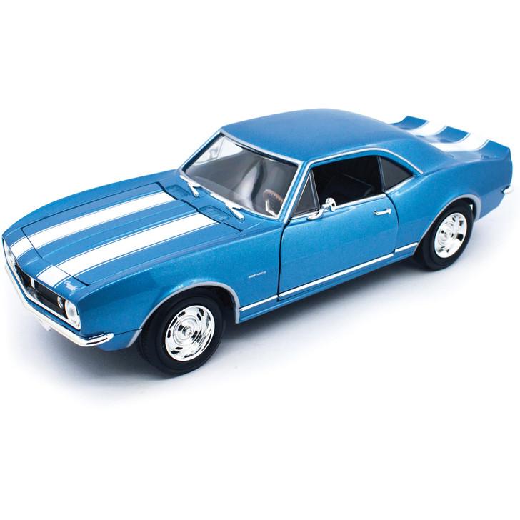1967 Chevrolet Camaro Z/28 - Blue Main Image