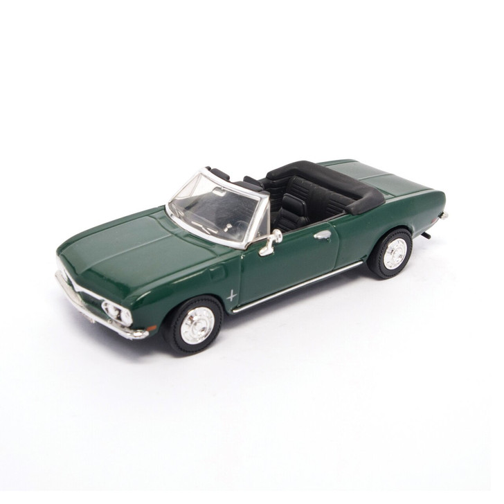 Road Signature 1969 Corvair Monza - Green 143 Scale Diecast Model by Road Signature 20453NX