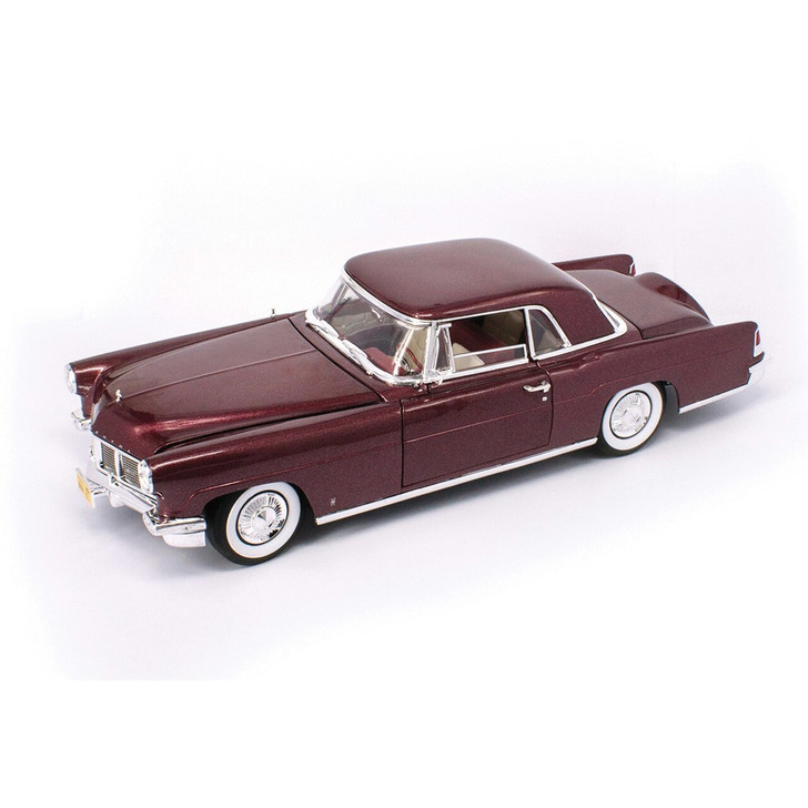 Road Signature 1956 Continental Mark?- Red 118 Scale Diecast Model by Road Signature 20380NX