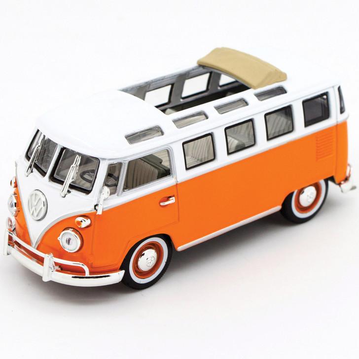 1962 Volkswagen Microbus Open Sunroof Main Image