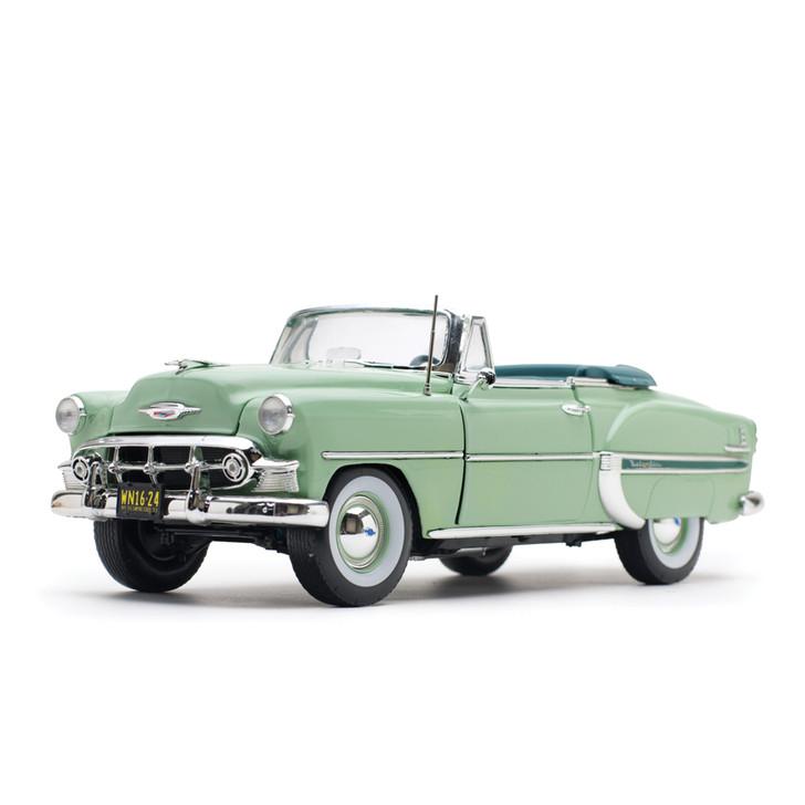 1953 Chevrolet Bel Air Convertible - Surf Green Main Image