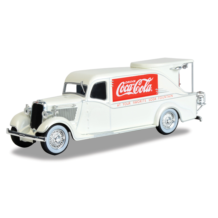 1934 Dodge KH-32 Coke Fountain Truck Main Image